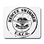 Rescue Swimmer (Ver 2) Mousepad