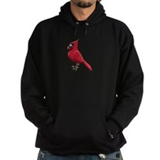 Red Smiley Face Hoodie