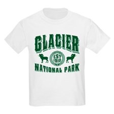 Glacier Established 1910 T-Shirt
