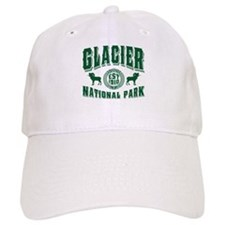 Glacier Established 1910 Baseball Cap