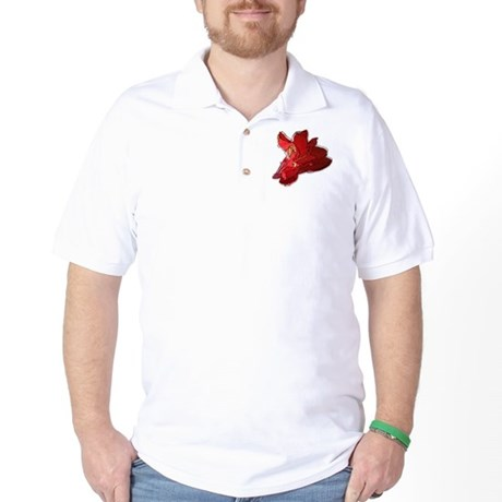 Lined Canna Golf Shirt