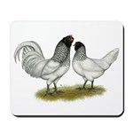 Owl Beard Chickens Mousepad