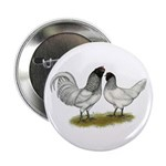 "Owl Beard Chickens 2.25"" Button (100 pack)"