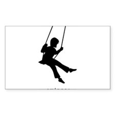 Swinger Rectangle Decal