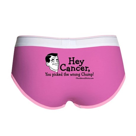 Hey Cancer Women's Boy Brief