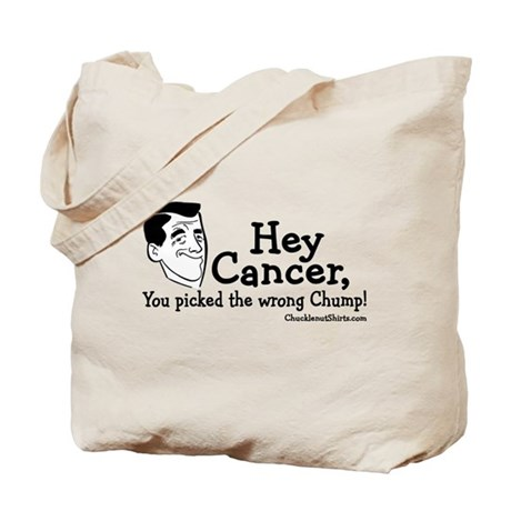 Hey Cancer Tote Bag