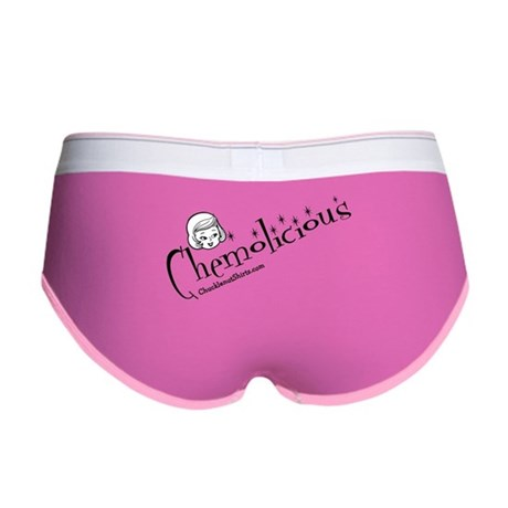 Chemolicious Women's Boy Brief