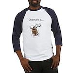 Baseball Jersey - Obama Jack Ass