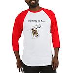 Baseball Jersey - Romney Jack Ass