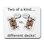 Mousepad - Jack Ass vs. Jack Ass