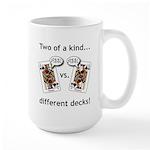 Large Mug - Jack Ass vs. Jack Ass