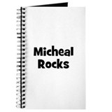 Micheal Rocks Journal