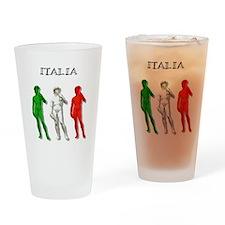 The David Michelangelo Drinking Glass