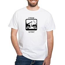 Needle Man Comic Shirt