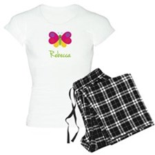 Rebecca The Butterfly Pajamas