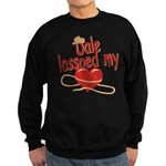 Dale Lassoed My Heart Sweatshirt (dark)