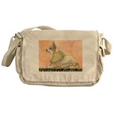 The Original Sphinx Messenger Bag