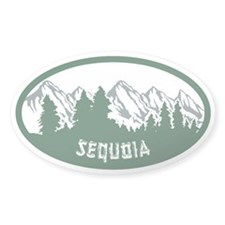 Sequoia Sticker Decal