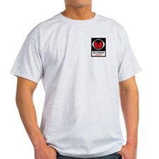 Skywarn Chase Team Ash Grey T-Shirt