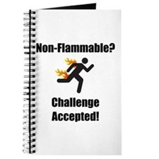 Non Flammable Journal