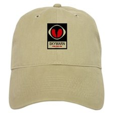 Skywarn Storm Chase Team Baseball Cap