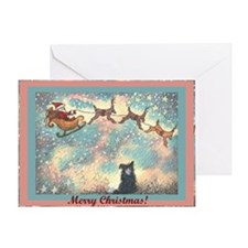 Trailing clouds of magic Greeting Card