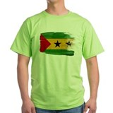 Sao Tome and Principe Flag T-Shirt