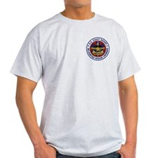 2-Sided Rescue Swimmer Light T-Shirt