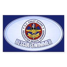 Rescue Swimmer Bumper Stickers