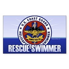 Rescue Swimmer Decal