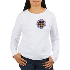 Rescue Swimmer Patch Women's Long Sleeve T-Shirt