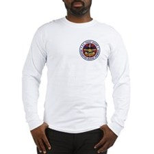 Rescue Swimmer Patch Long Sleeve T-Shirt