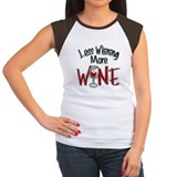 Less Whining More Wine Tee