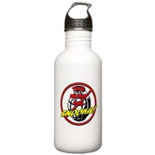NoGrenadesSnook Water Bottle