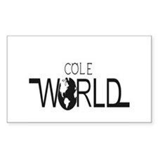 Cole World Decal