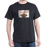 Football123 Black T-Shirt