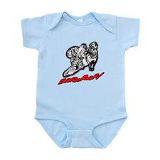 Dirtbike Brraaap Infant Bodysuit