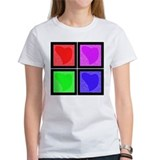 Pop Art Hearts Tee