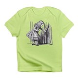 Cute Hidden children Infant T-Shirt