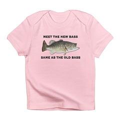 Meet The New Bass Infant T-Shirt