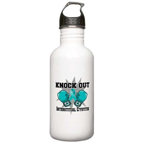 Knock Interstitial Cystitis Stainless Water Bottle