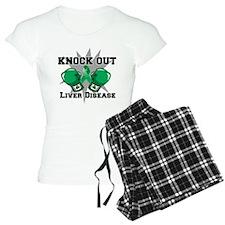 Knock Out Liver Disease Pajamas