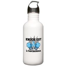 Knock Out Lymphedema Sports Water Bottle