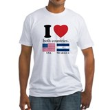 USA-NICARAGUA Shirt