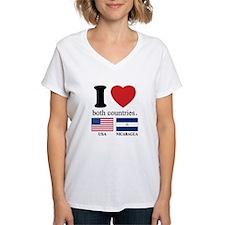 USA-NICARAGUA Shirt