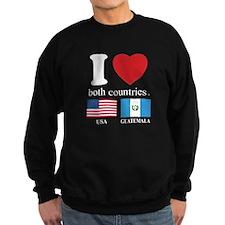 USA-GUATEMALA Sweatshirt
