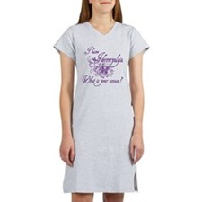What is your excuse?? Women's Nightshirt