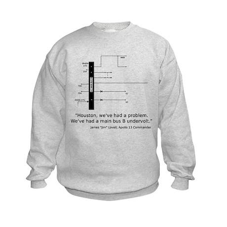 Apollo 13 Kids Sweatshirt