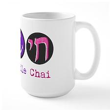 Peace Smile Chai Mug