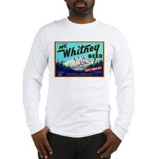 California Beer Label 7 Long Sleeve T-Shirt